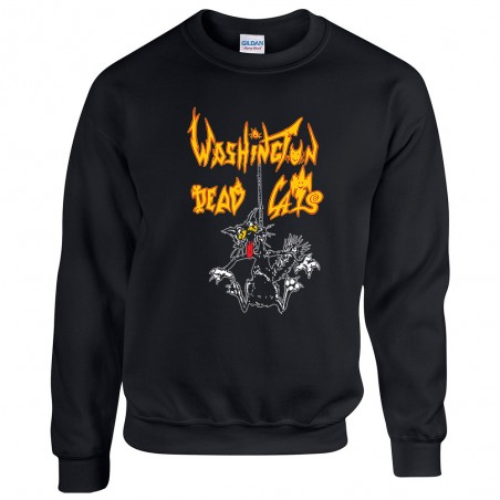 Sweat homme col rond WDC -...