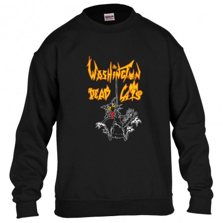 Sweat enfant col rond WDC -...