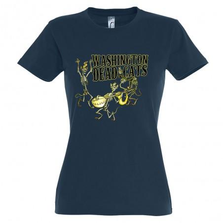 T-shirt femme WDC - Dead...