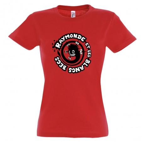 T-shirt femme Raymondozoïde