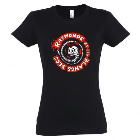 T-shirt femme Squelettozoïde