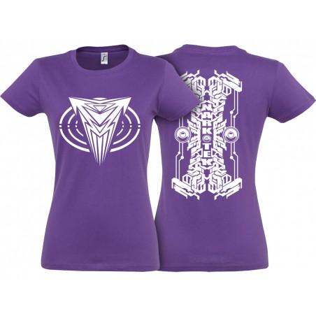 T-shirt femme Logo