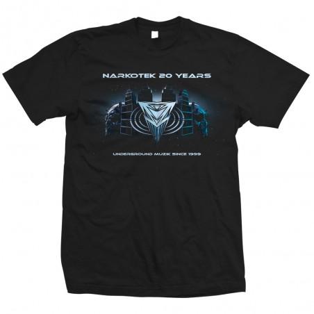 Tee-shirt homme 20 years