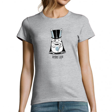 T-shirt femme Arsène Lapin