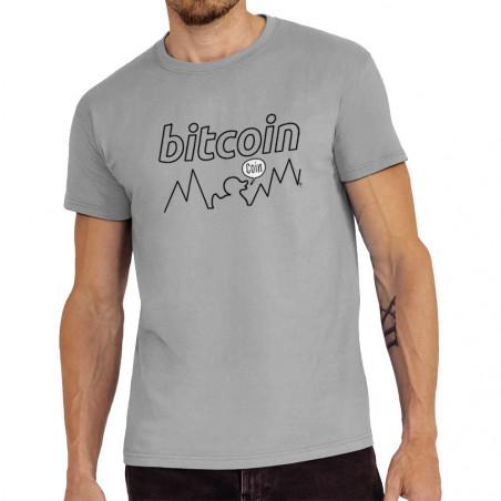 Tee-shirt homme Bitcoin