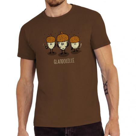 Tee-shirt homme Glandouille