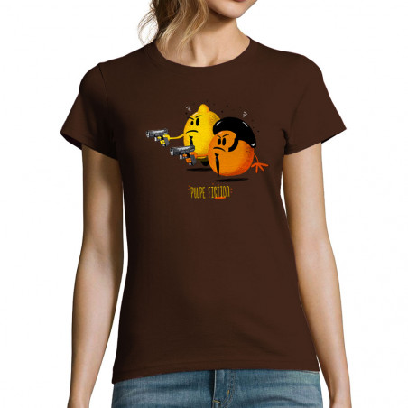 T-shirt femme Pulpe Fiction