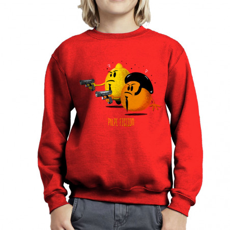 Sweat enfant col rond Pulpe...