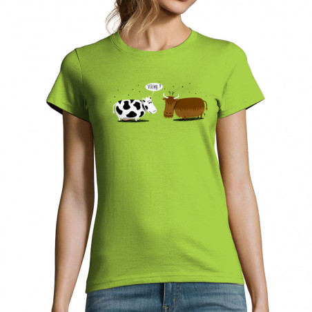 T-shirt femme Viking