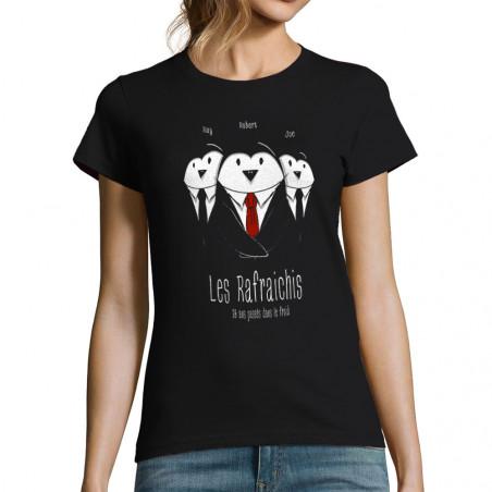 T-shirt femme Les Rafraichis