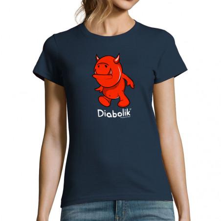 T-shirt femme Diabolik -...