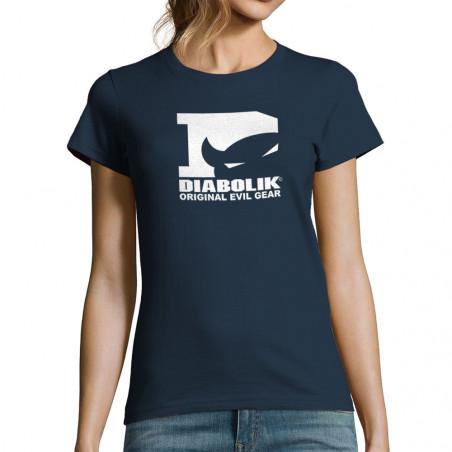 T-shirt femme Diabolik - D...