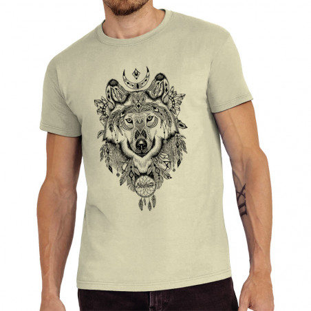 Tee-shirt homme Bad River -...