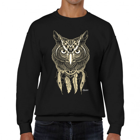 Sweat homme col rond Bad...