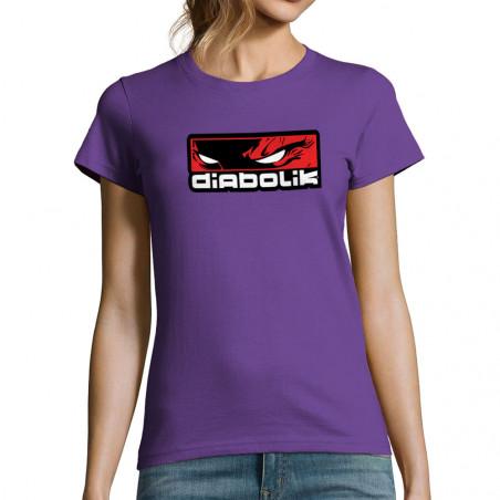 T-shirt femme Diabolik - Heros
