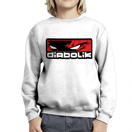 Sweat enfant col rond...
