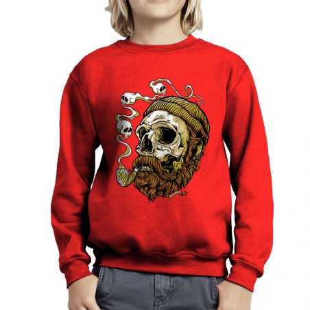 Sweat enfant col rond Santa...