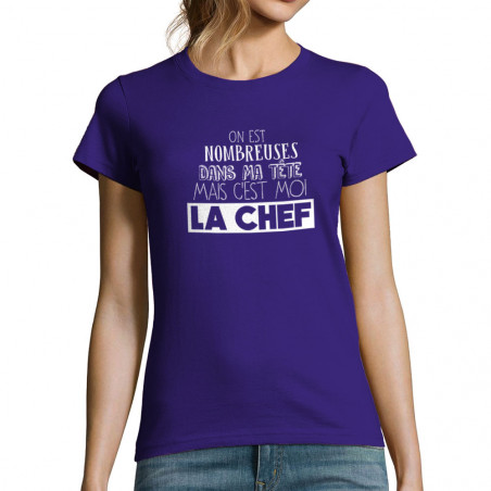 T-shirt femme Mais c'est...