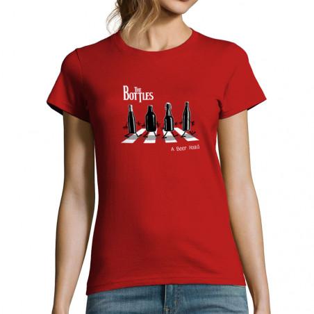 T-shirt femme The Bottles