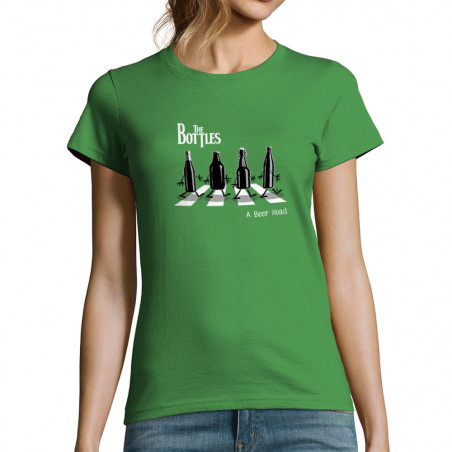 T-shirt femme The Bottles