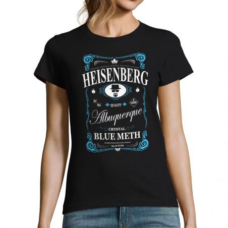 T-shirt femme Heisenberg...