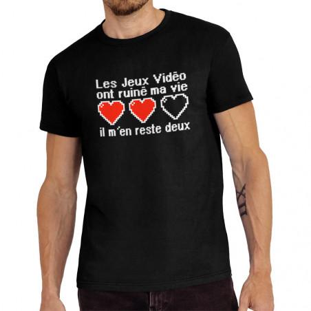 Tee-shirt homme Les jeux...