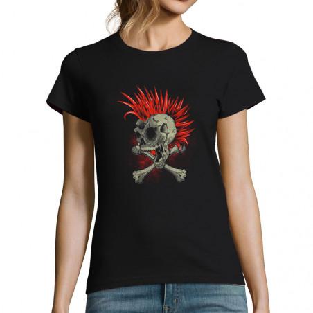 T-shirt femme Iroskull