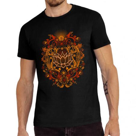 Tee-shirt homme Lotus Blossom