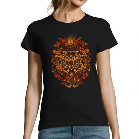 T-shirt femme Lotus Blossom