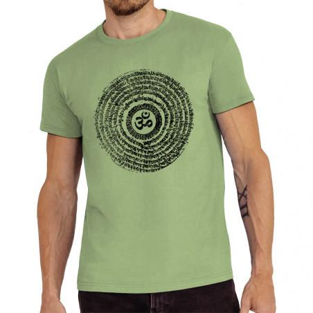Tee-shirt homme Ohm Spiral