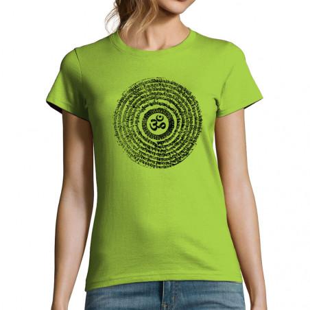 T-shirt femme Ohm Spiral