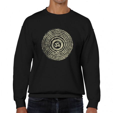 Sweat homme col rond Ohm...