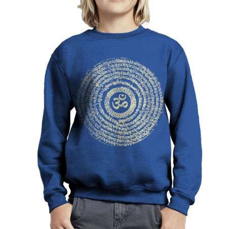 Sweat enfant col rond Ohm...