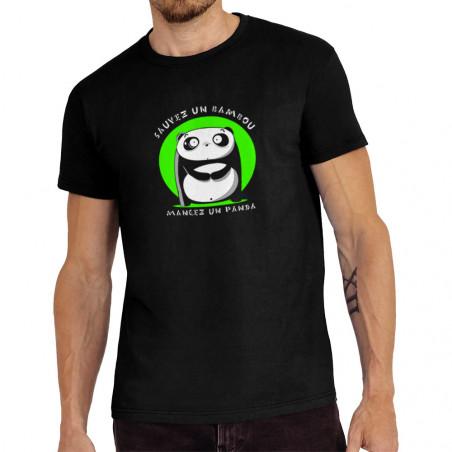 Tee-shirt homme Sauvez un...