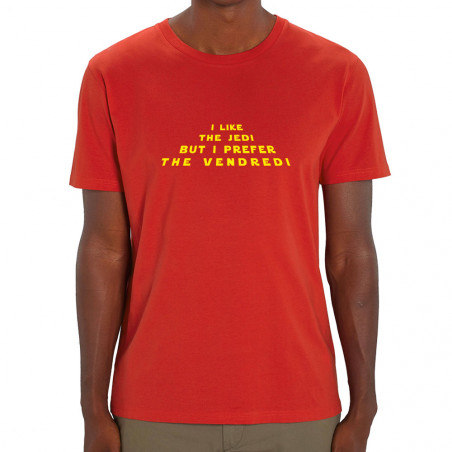 Tee-shirt homme coton bio I...
