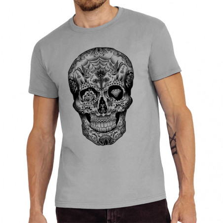 Tee-shirt homme Tattooed Skull