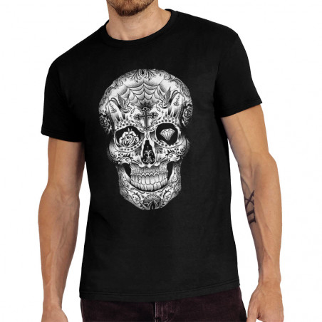 Tee-shirt homme Tattooed Skull