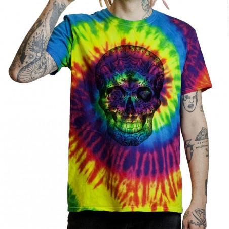 Tee-shirt unisexe Tie-Dye...