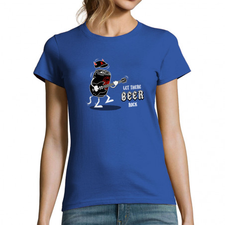 T-shirt femme Let There...
