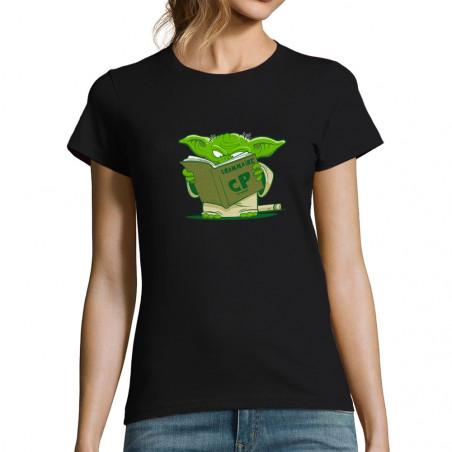 T-shirt femme Grammaire