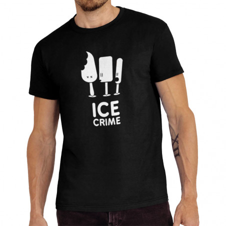 Tee-shirt homme Ice Crime