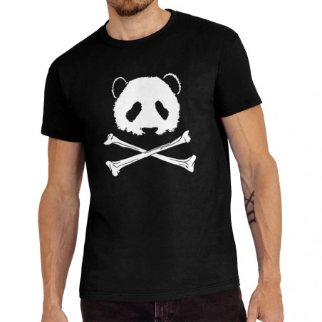 Tee-shirt homme Panda Pirate