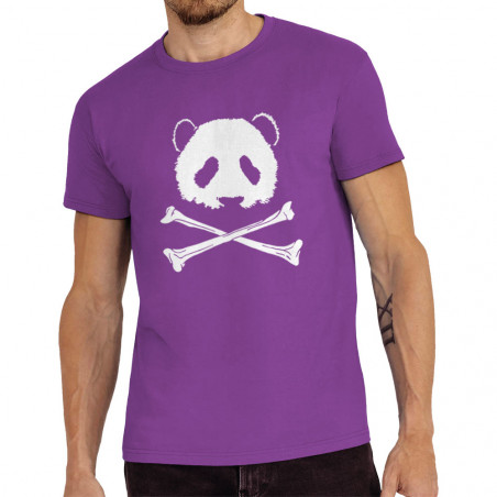 Tee-shirt homme Panda Pirate