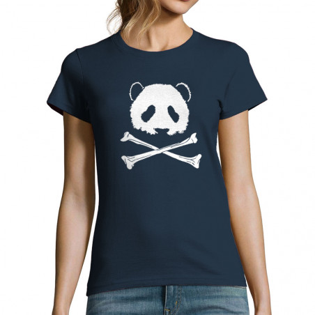 T-shirt femme Panda Pirate