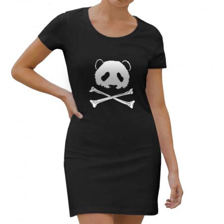 Robe légère Panda Pirate