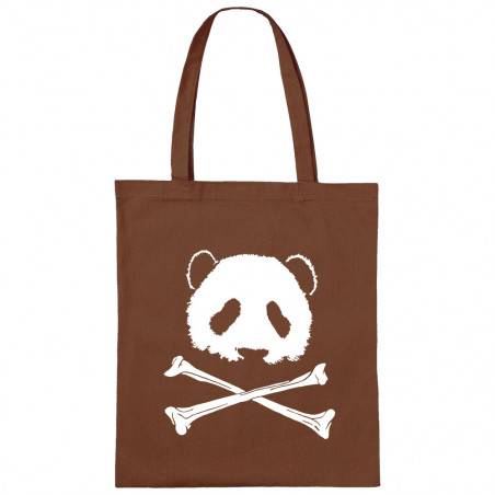 Sac shopping en toile Panda...
