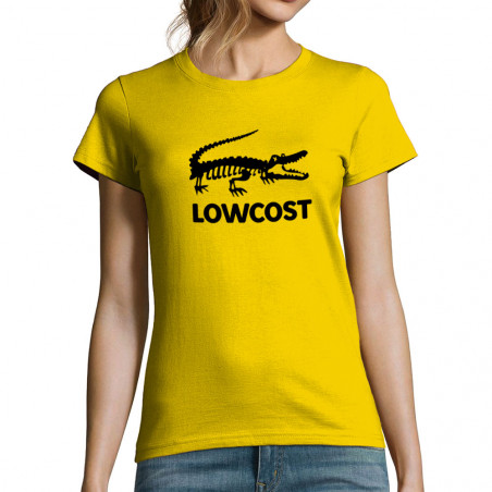 T-shirt femme Lowcost