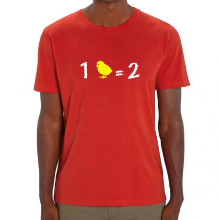 Tee-shirt homme coton bio 1...