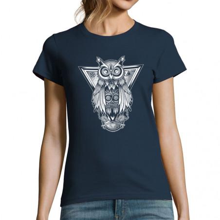T-shirt femme 1837 - Key Owl