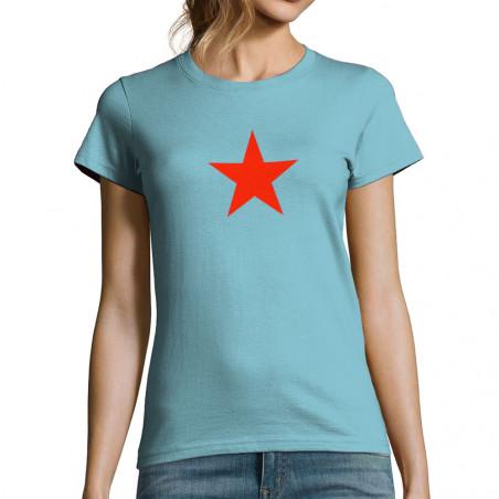 T-shirt femme Etoile Rouge